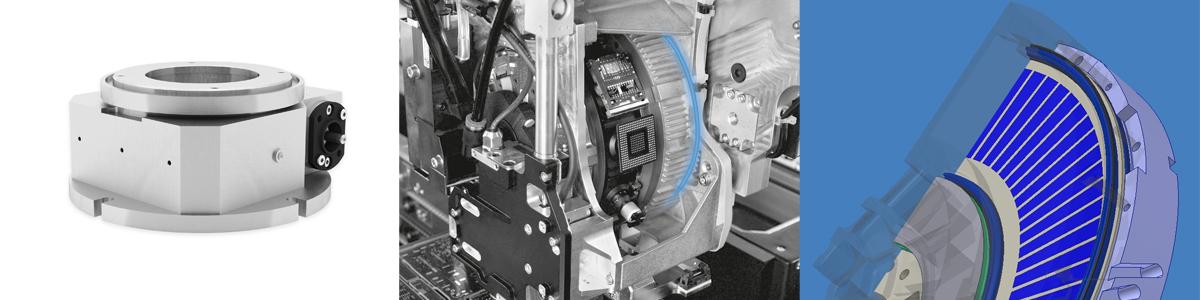 Drehantriebe des Technischen Büro TOBER für mechanische Antriebstechnik