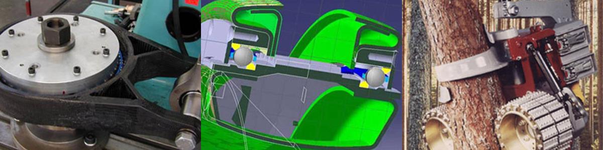 Lagerelemente des Technischen Büro TOBER für mechanische Antriebstechnik