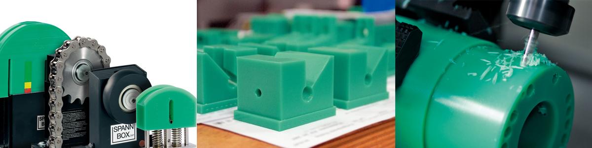 Kunststoffe des Technischen Büro TOBER für mechanische Antriebstechnik