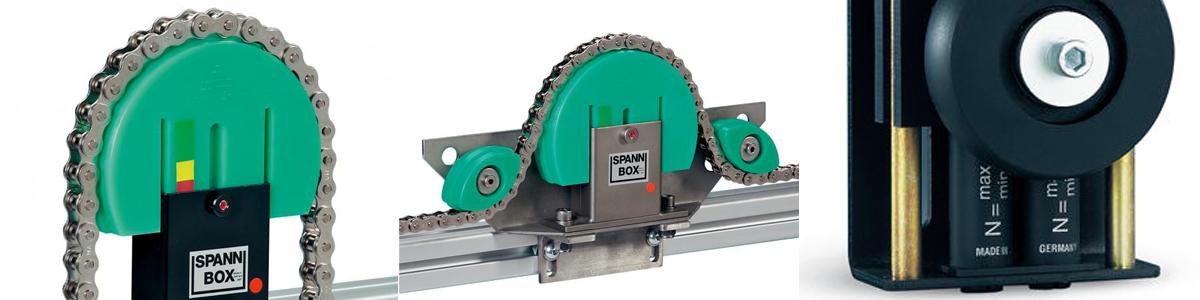 Spannbox des Technischen Büro TOBER für mechanische Antriebstechnik